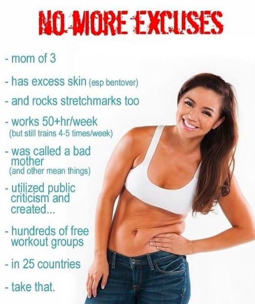 The Painful Backlash Against No Excuses >> No Excuses Mom Maria Kang 5 Years After The Controversial