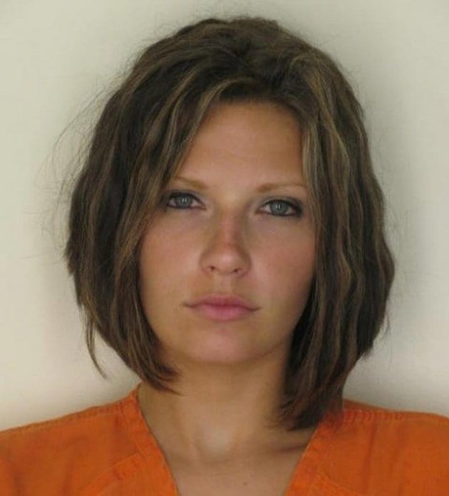Whatever happened to the woman from the 'Attractive Convict