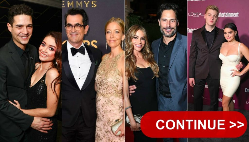 The cast of Modern Family and their real-life partners | specnaz-ural