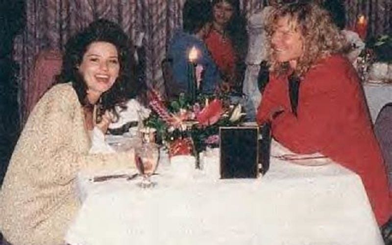 Mutt Lange And Marie Anne Thiebaud Wedding.After 15 Years Of Turmoil What S Next On The Cards For Shania Twain