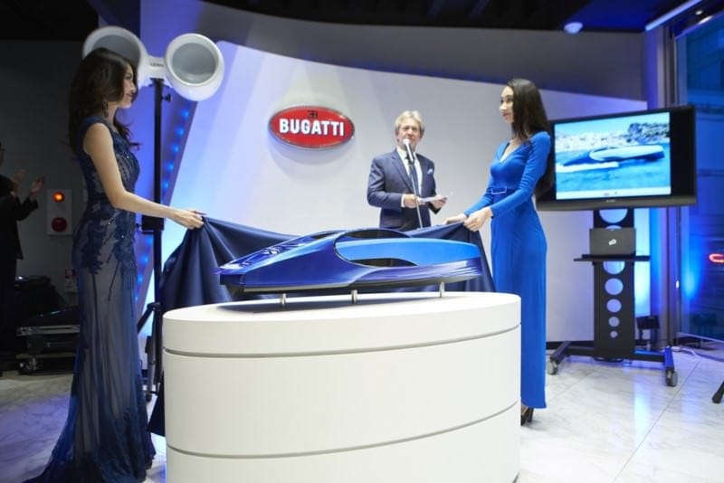 Bugatti Has Built A Luxury Sport Yacht To Match Their 2 6 Million Supercar Sports Retriever