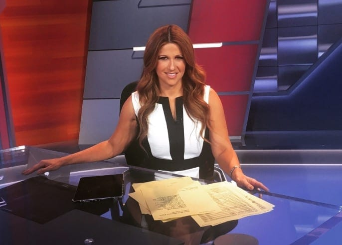 The highest paid female news anchors and how much they're worth