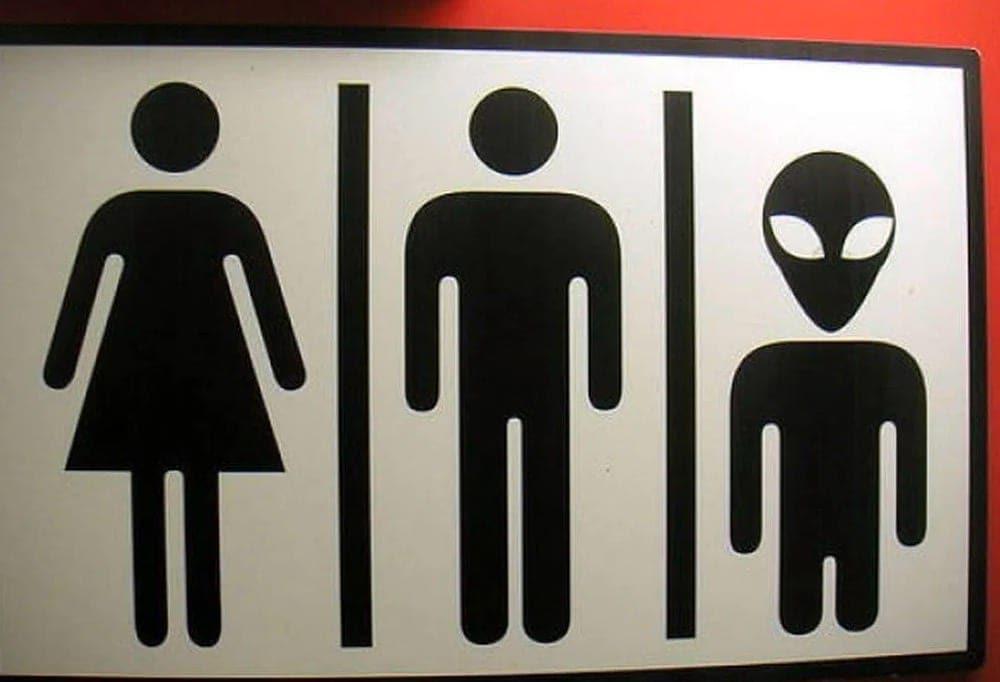 These Hilarious Bathroom Signs Are Actually Really Clever