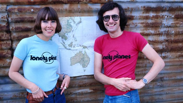 Tony and Maureen Wheeler founded Lonely Planet in 1972