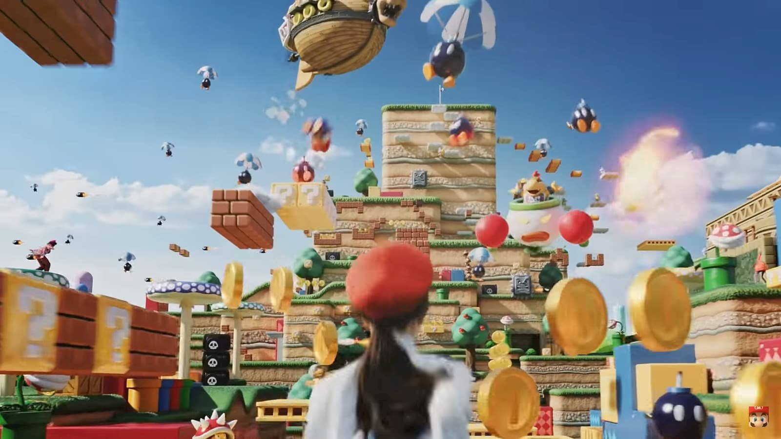 Super Nintendo World Universal will be opening in Japan in summer 2020
